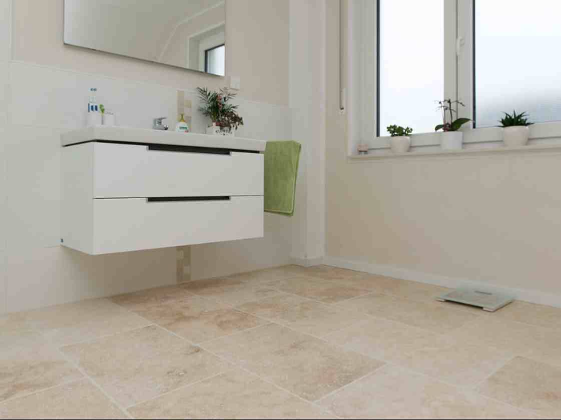 TRAVERTIN  FLIESE BEIGE